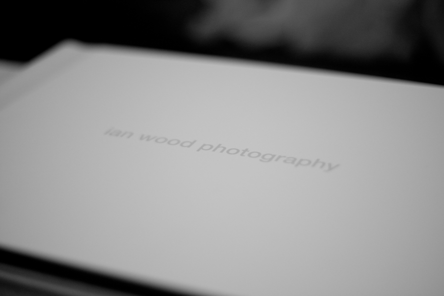 The front cover of my GraphiStudio Digital Matted with custom Ian Wood Photography text.